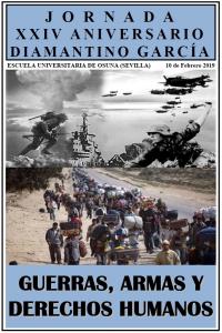 Osuna: Jornada XXIV aniversario Diamantino García @ Escuela Universitaria de Osuna