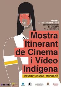 Alacant: Mostra itinerant de cinema i vídeo indígena @ Edifici Municipal El Claustre