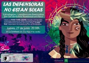 Sevilla: Las defensoras no están solas @ La SinMiedo