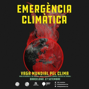 Huelga Mundial por el Clima @ Jardinets de Gràcia