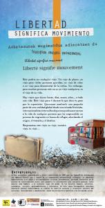 """Sant Pol de Mar. Taula rodona """"Obrim fronteres, dones lliures en territoris lliures"""" @ Parc de Can Villar"""