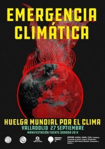 Valladolid: Huelga Mundial por el Clima (manifestación)