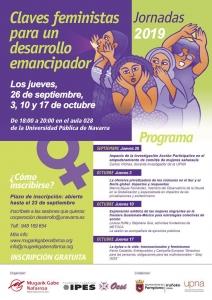 Pamplona: La bolsa o la vida: transnacionales y feminismos @ Aula 028