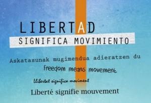 """Burgos: Exposición """"Libertad significa Movimiento"""" @ Universidad de Burgos"""