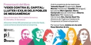 """Barcelona: Presentación del libro """"Vidas Contra el Capital"""" @ La Lleialtat Santsenca"""
