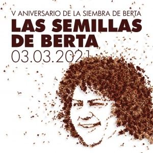 V aniversario de la siembra de Berta